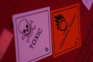 TQ EXPRESS - DANGEROUS GOODS
